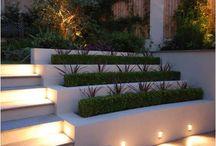 Inspiracje-Oświetlenie schodów / Ciekawe pomysły na oświetlenie LED schodów