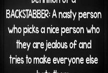 backstabers
