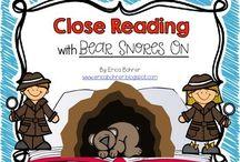 reading / by Nancy Brasil