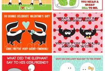 Kids- Lunchbox notes / by Crystal Kelly