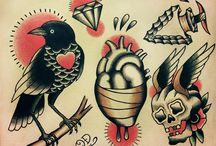 Tattoo / #tattoo #old #school #OLDskool
