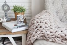 Knitwear / Clothing Knits Blankets