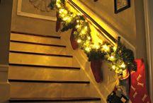Holiday decorating / by Erica Almeida