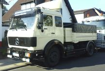 Mercedes Expedition Vehicles