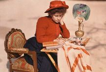 Autochrome / Photos, so dimensional, you could step into the.