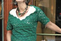 Crochet wraps, stoles and sweaters / by Danan Rolfe