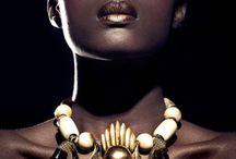 Make up darker skin