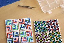 perlerier - mønstre