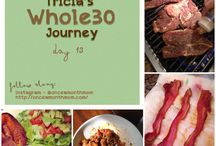 Whole 30 / Diet June 1 - 30th / by Allison Apicerno