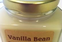 ETSY: Soy Candles (Mini - 4 oz.) / by Gina Dees
