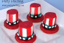 4th of July Recipes (Sweets & Drinks) / 4th of July Inspired Recipes for Sweets & Drinks