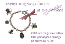 Everything Stops For Tea!! / Jubilee weekend give-away at www.tartantwist.com