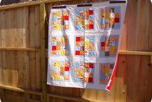 Sew Quilty. Babies. / Baby inspired quilts for both boy and girls.