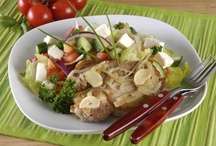 Zöld harapnivalók / Zöld ételek a SPAR áruházakban! Válogass kedved szerint, és főzz színesen!