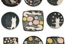 ceramics / Decoration