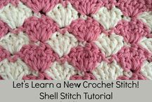 Crochet ~ Stitches