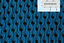 Kötés-horgolás mintagyűjtemény