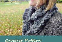 New Crochet Creations from HanJan / by HanJan Crochet