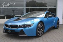 Louis Snellers: BMW I8 FIRST EDITION / Louis Snellers exclusieve auto: BMW I8 FIRST EDITION