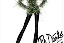 Fashion  Illustrations & Sketch's
