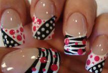 Arte sencillo de uñas
