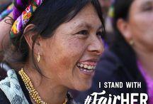 #FairHer Movement / by Fair Trade USA