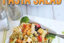 Pasta Salads / Pasta Salad Recipes