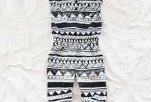 Tribal baby clothing