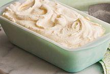 My Homemade Frozen Treats! / I love ice cream, frozen yogurt and sorbet.