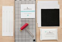 Letterpress / by Stephanie Russell