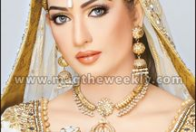Make up Kobieta Wschodu