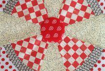 Quilts steam punk