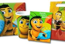 Bee Movie Birthday Party Ideas, Decorations, and Supplies / Bee Movie Party Supplies from www.HardToFindPartySupplies.com, where we specialize in rare, discontinued, and hard to find party supplies. We also carry several of the more recent party lines.  / by Hard To Find Party Supplies