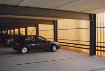 aparcamiento diseño