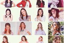 Ľudmila,Naty,Frančeska,Angie, Violetta,Camila