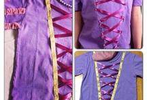 DIY Rapunzel for Matina