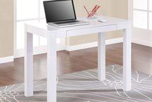 Desk idea for small spaces