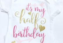 Birthday/Years Old Shirts
