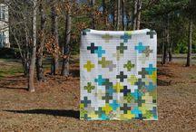Quilts - plus & cross