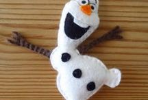 Olaf Crafts and Baking