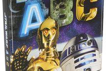 Star Wars stuff / by Dora Dowell