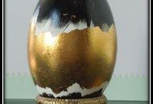 Påskeæg / Painted Easter Eggs