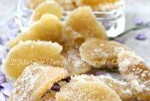 Frutta candita / essiccata