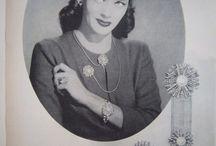 Vintage Jewelry Ads & Memoribilia