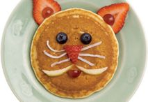 Let Them Eat Cake.. Or Not (Kid Food) / by Jennifer Sarkkinen Melville