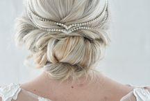 Art Deco hair