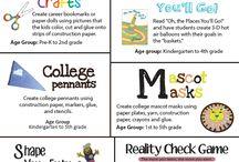 College Awareness Ideas