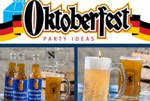 Party Ideas - Oktoberfest / by Shindigz Party Supplies