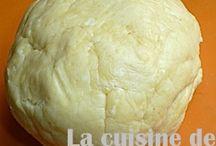 PATES à Gâteaux