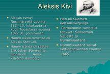 Teemapäivä: Aleksis Kivi